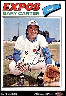1977 Topps # 295 Gary Carter Montreal Expos (Baseball Card) Dean's Cards 4 - VG/EX Expos
