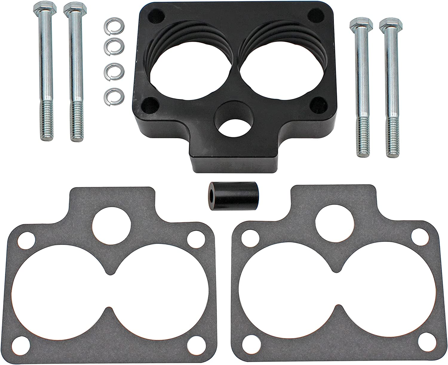 Throttle Body Spacer Kit National uniform free shipping Compatible 1992-2004 with Durang Dodge discount