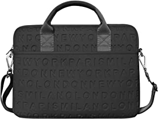Red Lemon Laptop Shoulder Bags Fit 13-13.3 inch MacBook Pro/Air, HP, Dell Notebook Computer Messenger Handbags in Waterpro...