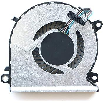 DBTLAP CPU Cooling Cooler Fan Compatible for HP Envy 13-D 13-d000 13-d040wm 13-d044tu Series 829296-001 DC28000GYS0