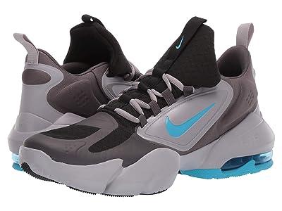 Nike Air Max Alpha Savage (Black/Light Current Blue/Thunder Grey) Men