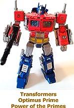 Clip: Transformers Optimus Prime Power of the Primes