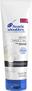 Head and Shoulders White Charcoal Daily Hair & Scalp Conditioner 12.8 fl oz, pack of 1