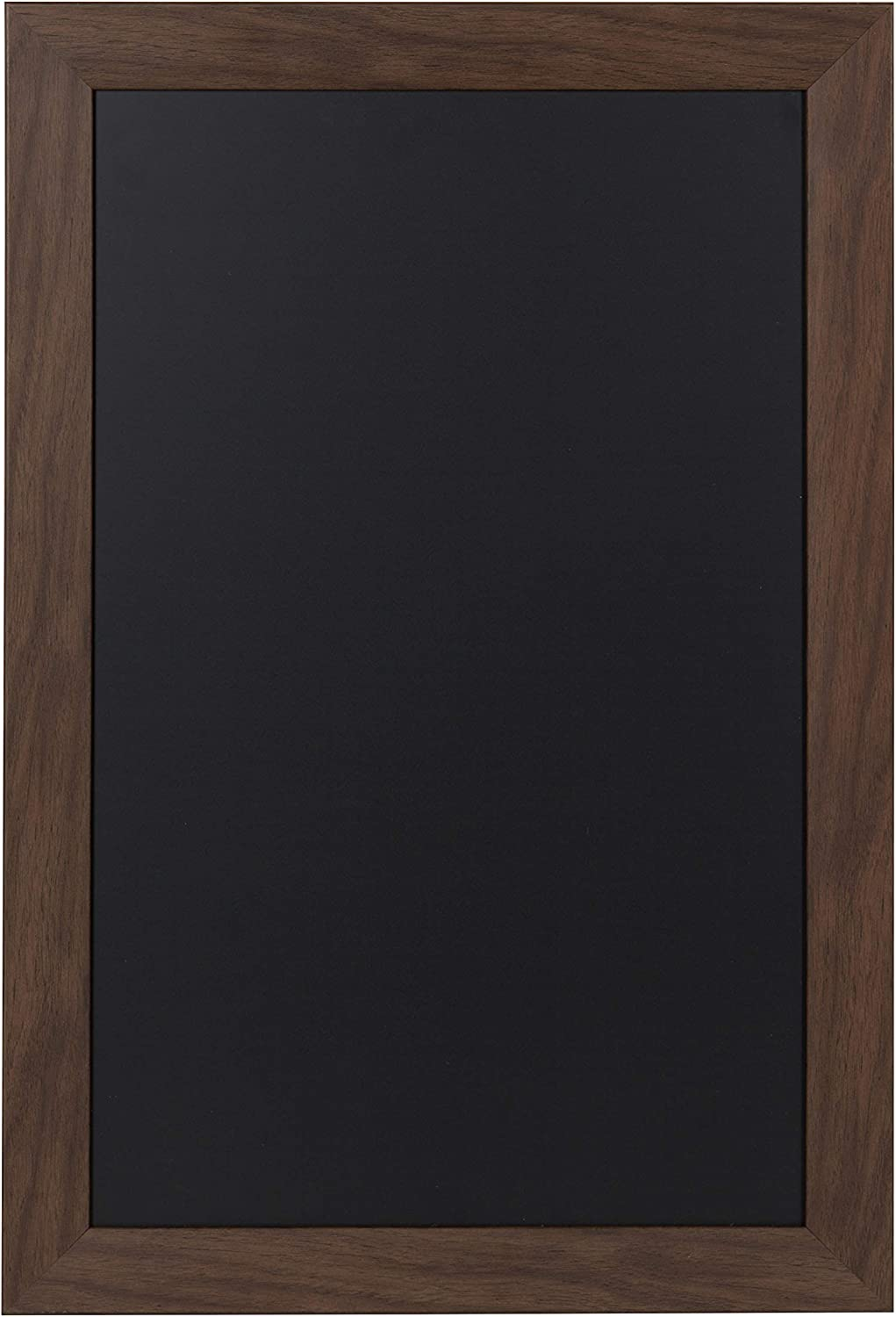 DesignOvation Beatrice Framed Baltimore Cheap mail order sales Mall Magnetic Walnut 18x27 Chalkboard