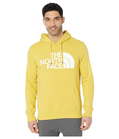The North Face Half Dome Pullover Hoodie (Bamboo Yellow) Men