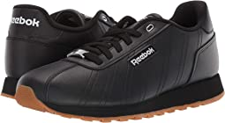 Black/White/Reebok Rubber Gum 06