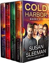 Cold Harbor (Boxed Set Books 4-7): (Cold Harbor Romantic Suspense Books 4-7)