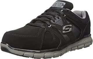 for Work Men's Synergy Ekron Alloy Toe Work Shoe