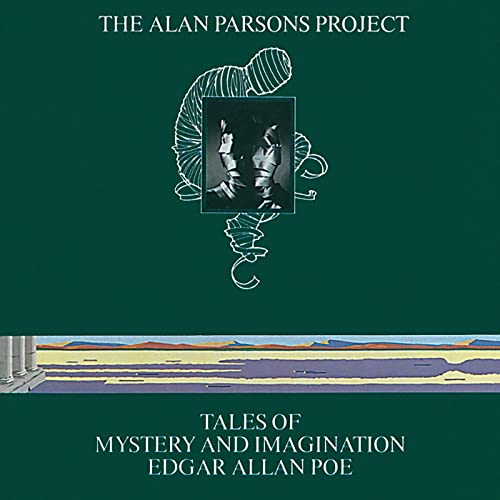 Risultati immagini per the alan parsons project tales of mystery and imagination - edgar allan poe