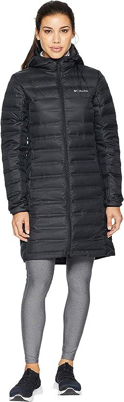 Lake 22 Long Hooded Jacket