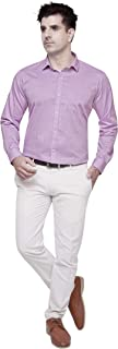 Cotton Leaf Apparels Mens Cotton Formal Shirt Full Sleeves Office wear Regular Fit