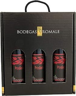 Amazon.es: vino tinto estuche regalo
