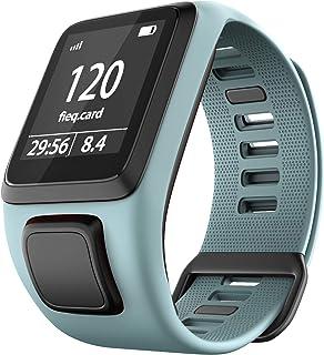 comprar comparacion Shieranlee Watchband para Tomtom Watch, Silicone Waterproof Breathable Correa de Repuesto de Silicona de para Tomtom Runne...