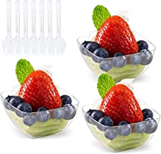 Best mini plastic appetizer cups Reviews