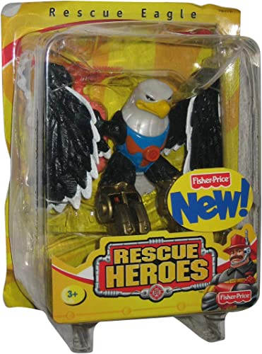 Rescue Heroes Swoops 78176 by Fisher-Price