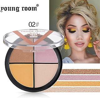 4 Colors New Professional Makeup Glitter Eye Shadow Palette Eye Shadow Long Lasting Waterproof Eyeshadow Cosmetics Unequal In Performance Eye Shadow