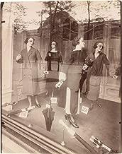 Fine Art Print - Eugène Atget - Magasin, Avenue des Gobelins 1925 - Vintage Wall Decor Poster Reproduction - 24in x 30in