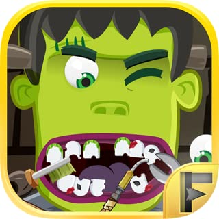 Little Monsters Dentist Surgery Adventure Clinic Tooth Hospital Free