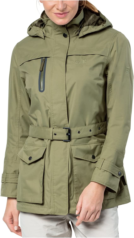 Jack Wolfskin Women's Kimberley Coat