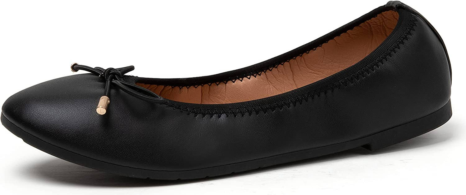 Women's Ballet Flat Casual Slip Shoes Attention brand Max 66% OFF On