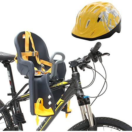 Child Bicycle Seat Kids Saddle Cushion Bike Front Mount Children Safety Carrier