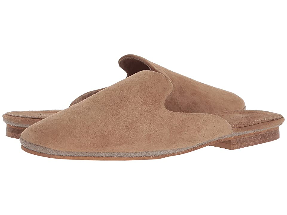 Musse&Cloud Santori Suede (Tan Leather) Women