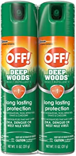 Off Deep Woods Insect Repellent - 2/11 oz.