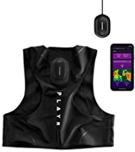 CATAPULT PLAYR Soccer Fitness Tracker - GPS Vest and App to Track and Improve Your Game - for iPhone and Android (S)