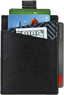 Slim Wallet 5.0 By DASH Co. - Minimal Wallet For Men & Women - RFID Blocking, Quickdraw & Pull Tab
