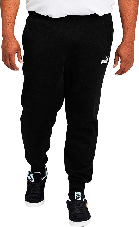 PUMA Men's favorite Essentials Limited time trial price Pants Fleece