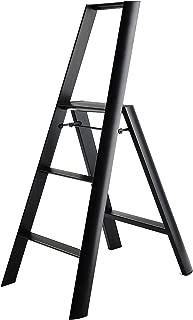 Hasegawa Ladders  Step Ladder, Black