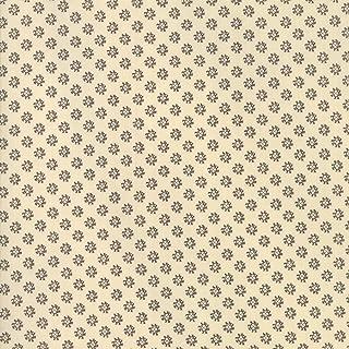 Moda Fabrics Shelbyville Jo Morton Cream Four Leaf Clover