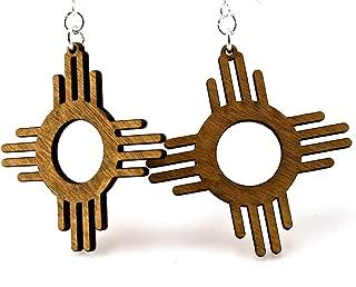 The Zia (Sun) Earrings
