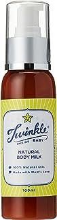 Twinkle Baby, 3001780771958, Body Milk Natural, 100ml