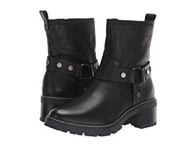 Naturalizer Tess (Black Leather) Women