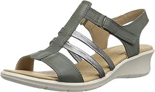 todos los bienes son especiales ECCO mujer& 39;s mujer& 39;s 39;s 39;s Felicia Dress Wedge Sandal  100% autentico