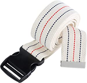 YPC Gait Belt,Transfer and Standing Assist Aid with Quick Release Buckle for Seniors,Elderly,Caregiver,Nurse,Therapist,Physical-60
