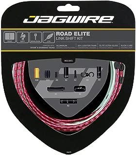 Jagwire Road Elite Link Shift Cable Kit Ultra-Slick SRAM/Shimano Red