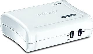 TRENDnet 1-Port Print Server TE100-P1U
