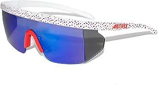 Meripex Apparel Unisex Sport Retro Vintage Mirrored Sunglasses (Cheaper than Pit Viper Sunglasses)