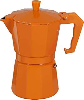 Amazon.es: cafetera naranja