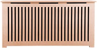 Fichman Furniture Unpainted Radiator Cover Kit, 54