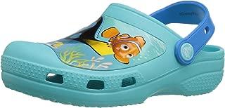 crocs Kids Unisex Cc Finding Dory Pool Clogs