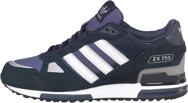 adidas Originals ZX 750 Comp Chaussures de course rétro en daim ...