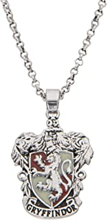 gryffindor crest necklace