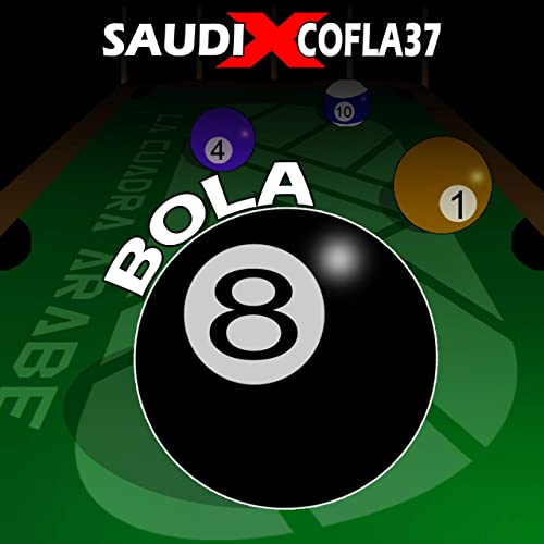 Bola 8 (feat. Cofla 37) de Saudi RD en Amazon Music - Amazon.es