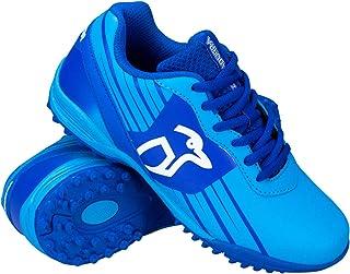 Kookaburra Unisex-Youth Neon Hockey Shoes, Blue