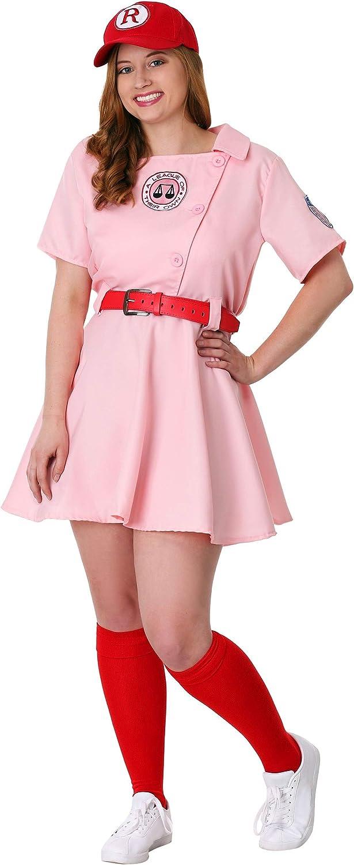 Plus Size League of Their Own Dottie Fancy dress costume 5X