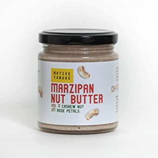 Native Tongue's Marzipan Cashewnut Butter (500 Gms)