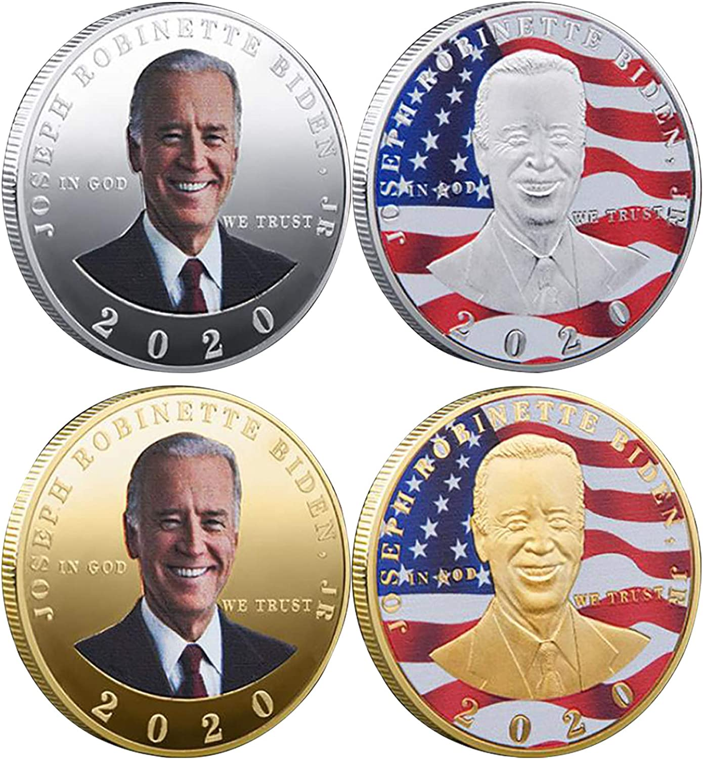 Biden Be super welcome Coin Keep America Great Eagle All items free shipping Comm American Challenge
